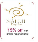 Nahui Beauty & Day Spa
